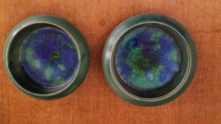 Gazing bowls